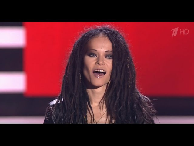 The Voice Russia - Zombie - MOST AMAZING HEAVY VERSION