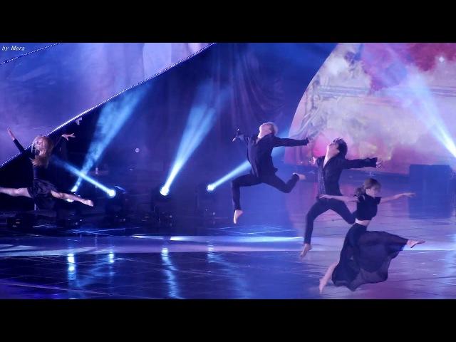 161226 방탄소년단 우주소녀 트와이스 빅스 Modern Dance Performance 전체 직캠 Fancam 2016 가요대전 by Mera