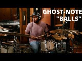 "Meinl Cymbals Ghost-Note Drum Video ""Balls"""