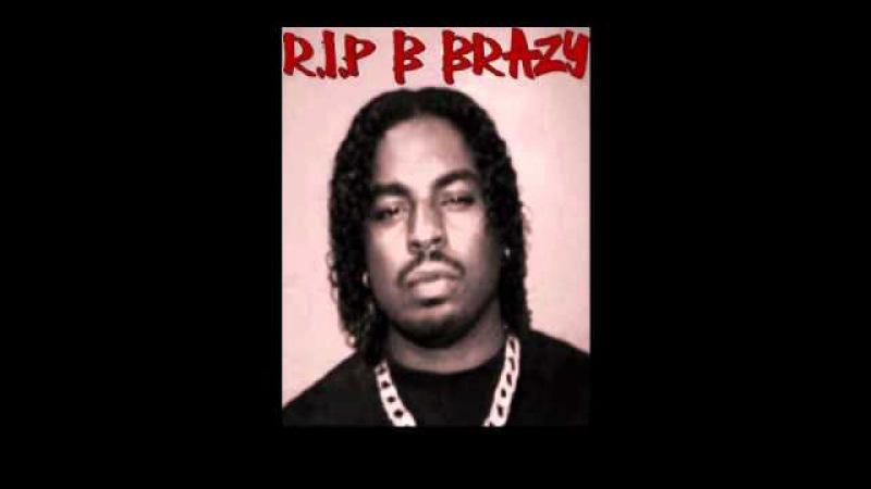 B-Brazy - Westside YG's