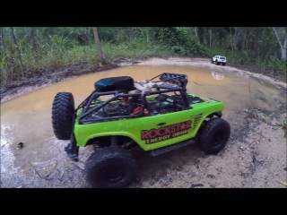 Trail Seekers (RC Offroad Adventures) - Tampines Mudding (30 Oct 2016)