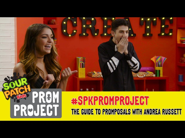 THE GUIDE TO PROMPOSALS WITH ANDREA RUSSETT! SPKPromProject