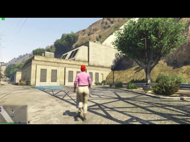 ГТА 5 - омрекер убивает себя на вебку УГАР в GTA Online