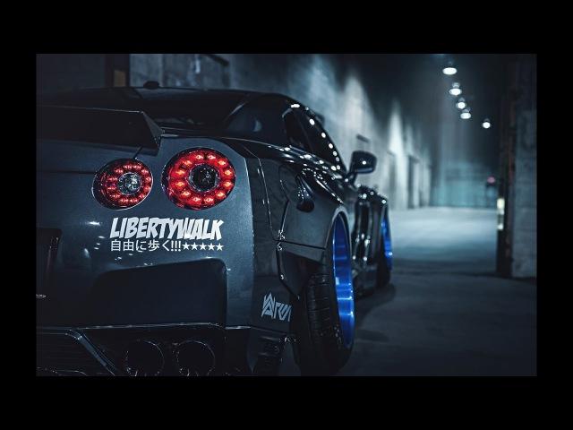 Nissan GT R LIBERTY WALK