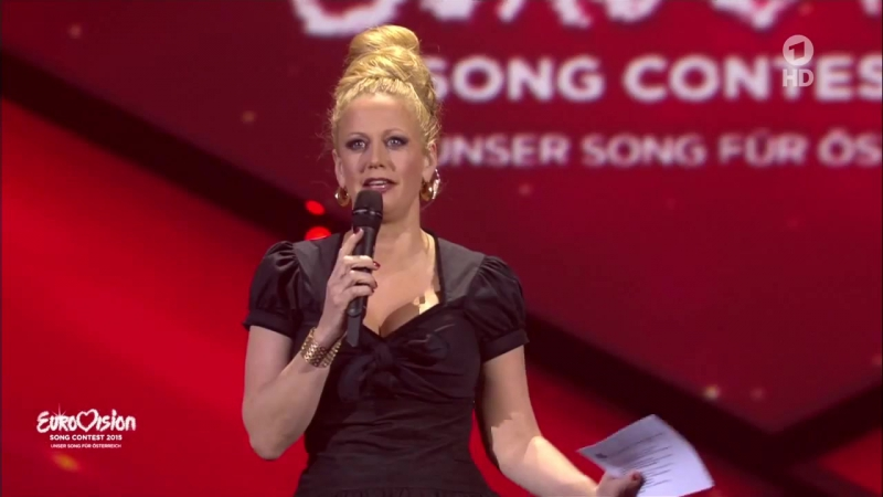 Our song for Austria Eurovision Song Contest (05.03.2015) - 01