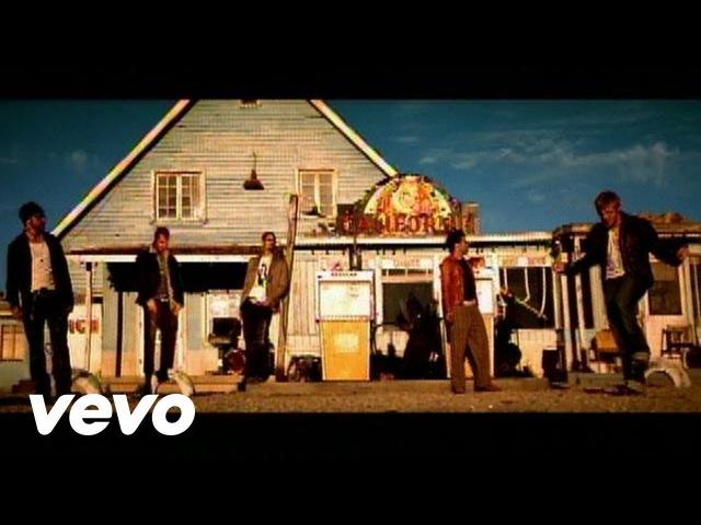 Backstreet Boys Incomplete MTV Version