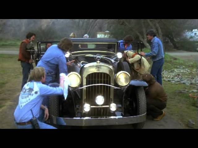 The Stuntman 1980 Director Richard Rush composer Dominic Frontiere