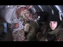 Спутник-Печенга. Разведрота морской пехоты.Прыжки- апрель 2011