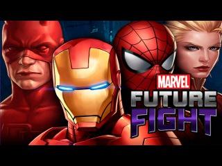 Hodgepodgedude играет Marvel Future Fight #21