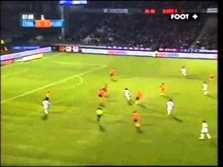 Golaço de Fred pelo Lyon da França