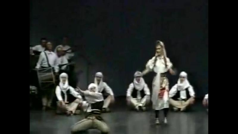 Crnogorski Ansambl KUD Njegos Rugovo SOTA