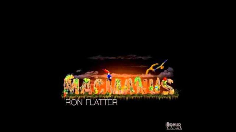 Ron Flatter - Macmanus - Definition Rmx - PLV020