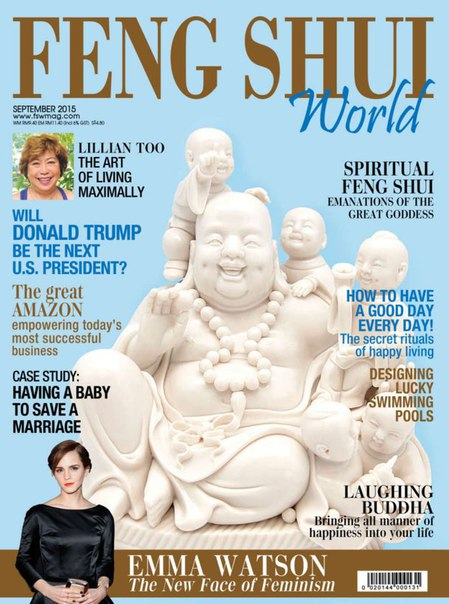 Feng Shui World - September 2015  MY vk.com