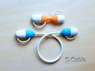 C-Cable: The multi-functional capsule cable you ever need