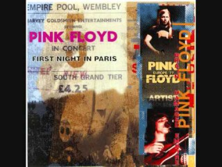 Pink Floyd - First Night In Paris (Live Paris, France - February 22nd, 1977)