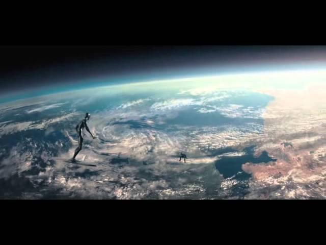 Фантастическая четвёрка Вторжение Серебряного сёрфера Русский трейлер 2007