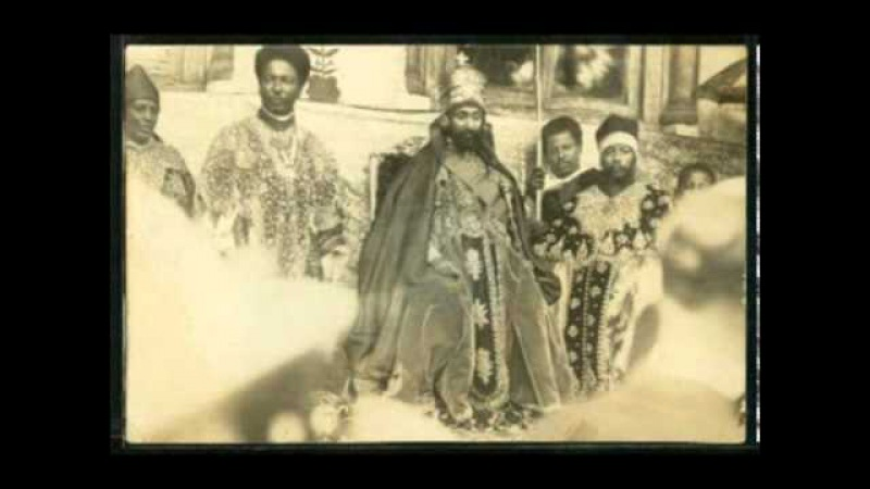 HAILE SELLASSIE I 80th Coronation Day ABBA QIDUS In 2012 Prophetic