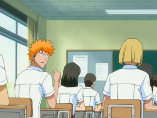 Ella_Hum_Bleach - 110 - Reopening of the Substitute Business! The Terrifying Transfer Student [480p] [h