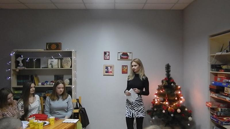 18 12 ПОЭТСЛЕМ 2015 ВТОРОЙ ШАНС Яна Шевченко