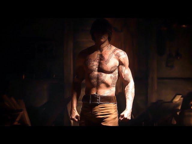 Assassin's Creed 4 Black Flag Tattoo Trailer
