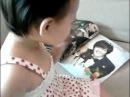 Cute little girl likes Kim Hyun Joong