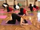 Зарядка-йога для пожилых людей от клуба ОМ