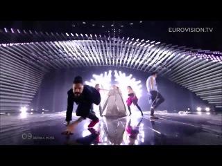 Bojana Stamenov - Beauty Never Lies - Serbia - Semi Final 1 Eurovision 2015.