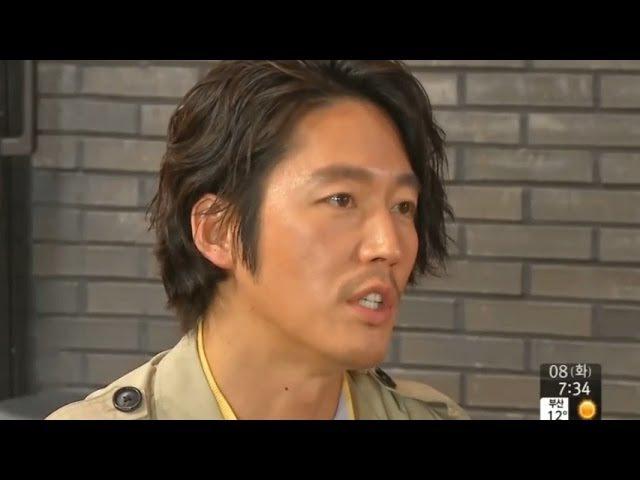 가시 장혁 Jang Hyuk Interview[字幕]愛の棘 MBC굿모닝 데이트(2014/04/08 air)