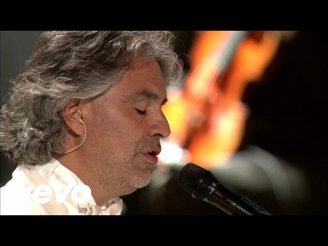 Andrea Bocelli Tu Scendi Dalle Stelle Live From The Kodak Theatre USA 2009
