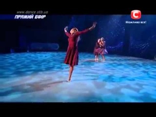 Катя Клишина, Аня Николенко и Яна Абраимова - Танцуют Все 7 - Третий Прямой Эфир (19....