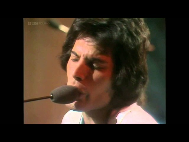 Queen Good Old Fashioned Lover Boy TOTP June 1977 2015 HD rebroadcast
