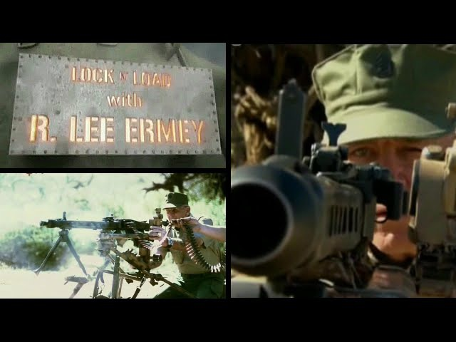 Пулеметы Часть 01 Заряжай с Ли Эрми History Channel