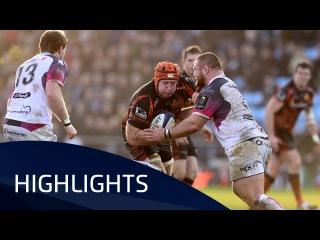 Exeter Chiefs v Ospreys (Pool 2) Highlights –