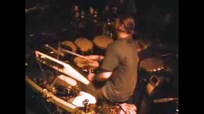 Flo Mounier Cryptopsy - Mutant Christ Drums