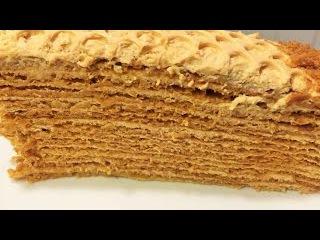 МЕДОВИК. Медовый торт. Рыжик.  Как декорировать пчелинными сотами.    Honey cake
