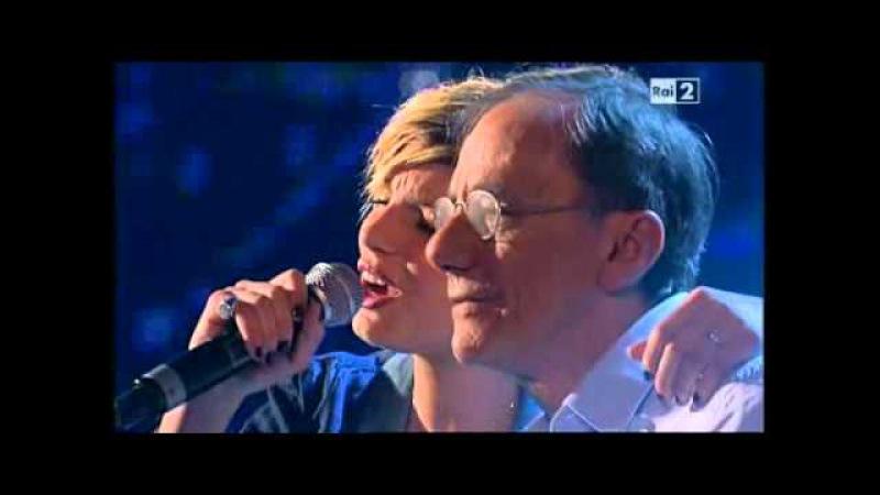Luci a San Siro Roberto Vecchioni ed Emma @ Due 2 maggio 2011