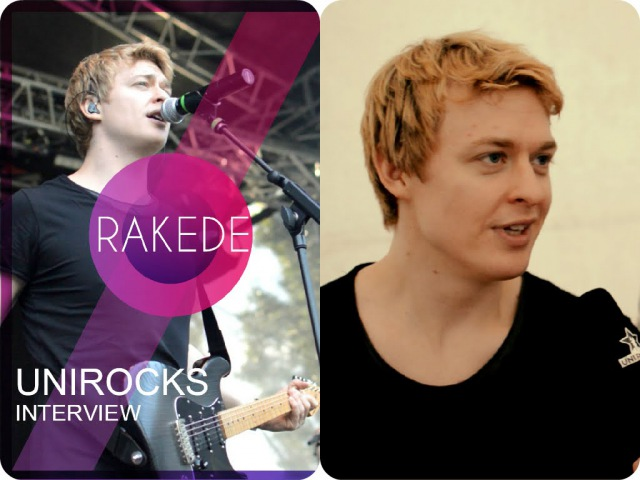 Rakede Interview Unirocks 2015