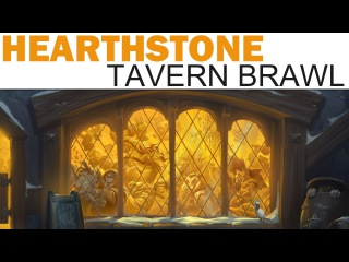 Hearthstone - Tavern Brawl - Clash of the Minions (Priest / Mage)