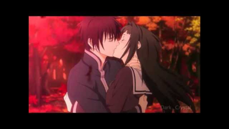 Грустный и Романтичный аниме момент Такума и Тамаки