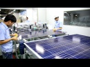 NEOSUN Energy - Assembly line of Solar Panels