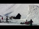 Guerlain Chicherit Car Backflip in Tignes
