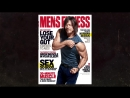 Meeting Norman Reedus from The Walking Dead at Mens Fitness Cover Shoot