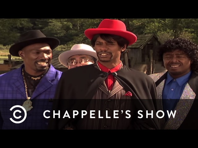Chappelles Show | Playa Haters Time Travelling