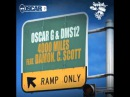 Oscar G 4000 Miles feat Damon C Scott Playmode Remix