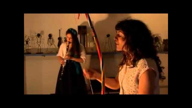 Golnar Shahyar Mona Matbou Riahi Ghashghaei Lullaby