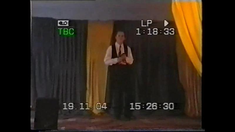 ПОКРОВСКАЯ ВОЛОСТЬ ПРАЗДНИК д.МОЗУЛИ. 19.11.2004 ГОДА ПОЁТ ВОЛОДЯ КОТОВ.ДЕТСТВО.