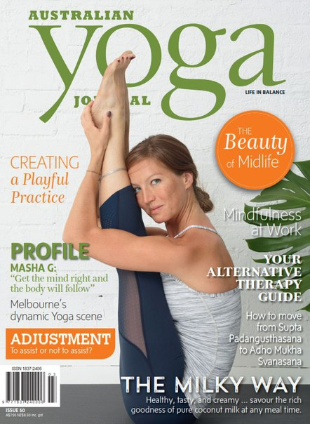 Australian Yoga Journal - April 2016vk.com