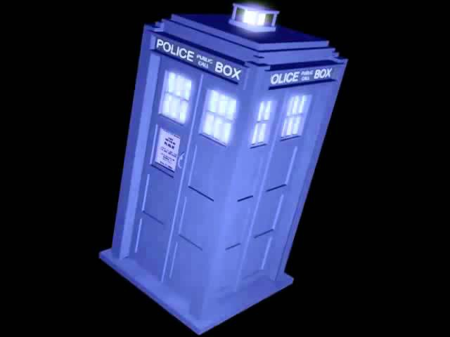 Dr. Who TARDIS Ambient Engine Sound for 10 Hours