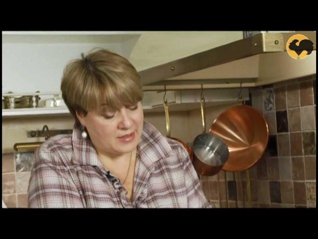 Пхали из курицы и карп На кухне у Марты 21