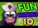 Dota Fun: Funny Moments 10 - Strong Medicine